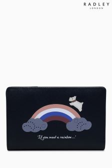 Radley Navy Rainbow Purse