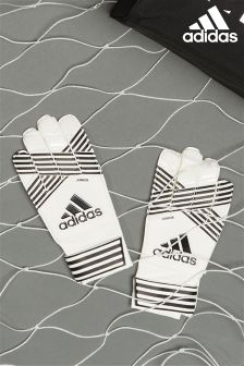 adidas White Ace Junior Gloves
