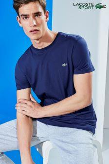 Lacoste® Sport Ocean Blue T-Shirt