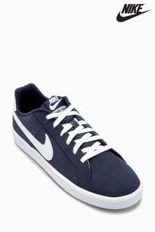 Nike Navy/White Court Royale