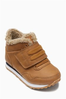 Sporty Hiker Boots (Younger Boys)