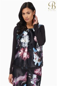B By Baker Ethereal Posey Long Sleeve Top