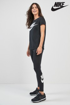 Nike Black Legasee High Waisted Tight