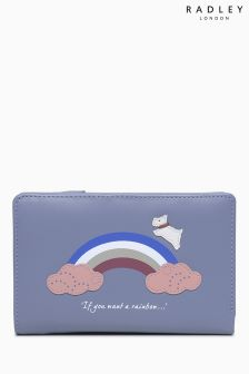 Radley Blue Rainbow Purse