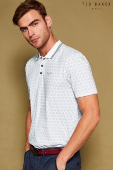 Ted Baker Golf Spot Polo