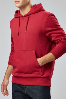 Sueded Overhead Hoody