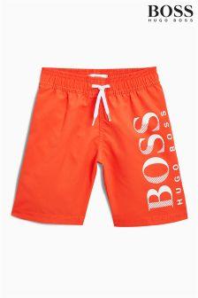 BOSS Classic Logo Swim Short