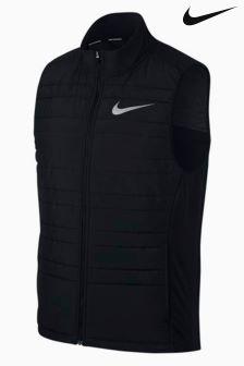 Nike Black Essential Running Vest