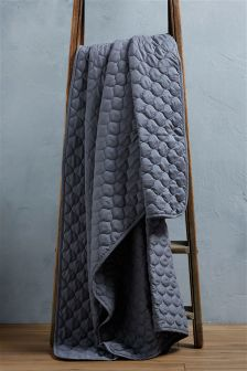 Quilted Studio* Throw
