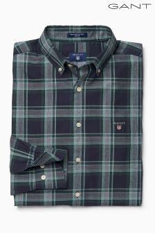 Gant Green Tech Prep Oxford Shirt