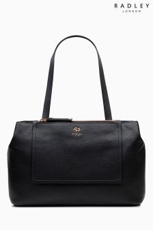 Radley Black Farthing Downs Tote Bag