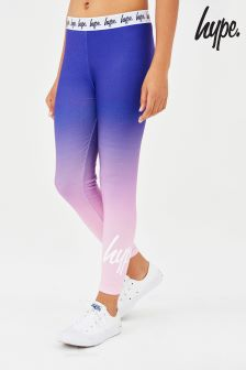 Hype Navy To Pink Legging