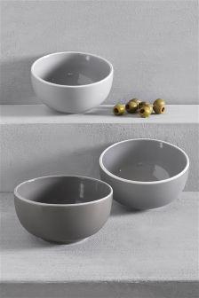 Set of 3 Kempton Dip Bowls