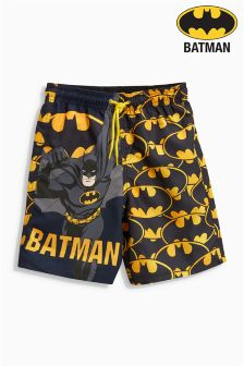 Batman® Swim Shorts (3-12yrs)