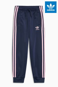 adidas Originals Navy/Pink Jogger