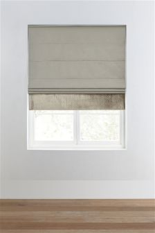 Collection Luxe Velvet Wave Roman Blind
