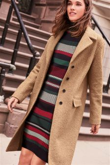 Camel Coats | Brown Trench Coats & Jackets for Ladies | Next UK
