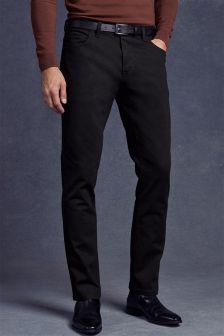 Smart Belted Jeans