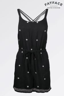 Fat Face Phantom Whitwell Playsuit