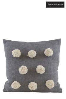 Raine And Humble Pom Pom Cushion