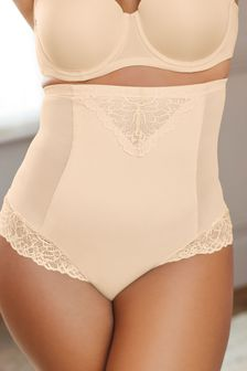 Firm Control High Waist Shaping Briefs