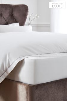 600 Thread Count Deep Fitted Sheet