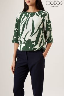 Hobbs Pine Green Maida Top