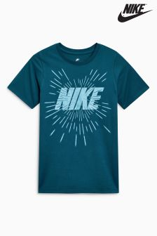 Nike Navy Sportswear Space T-Shirt
