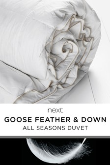 Goose And Down All Season Duvet