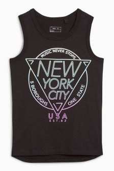 New York City Vest (3-16yrs)