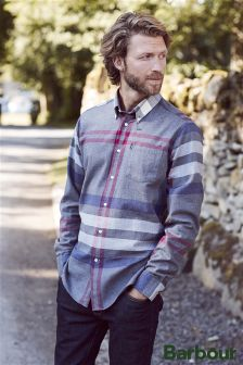 Barbour® Grey Bennett Shirt