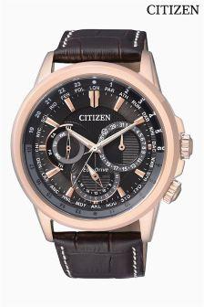 Citizen Eco Drive® Calendar Watch