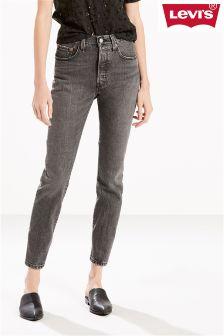 Levi's® Black Coast 501® Skinny Jean