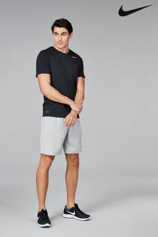"Nike Gym Grey 8"" Flex Short"
