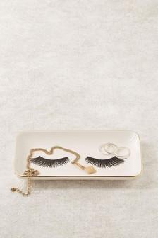 Eyelash Jewellery Dish