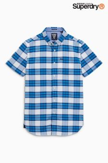 Superdry Short Sleeve Big Check Shirt