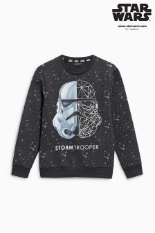 Storm Trooper Sweat Top (3-14yrs)