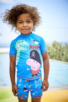 Peppa Pig™ Sunsafe Two Piece Set (3mths-6yrs)