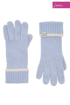 Joules Light Blue Huddle Glove