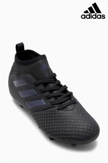 adidas Black Ace 17.3 Firm Ground Football Boot
