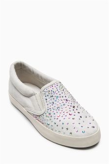 Heatseal Skate Shoes (Older Girls)