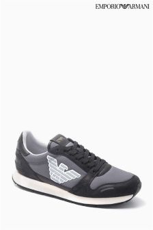 Emporio Armani Black Zone Trainer