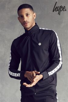 Hype Taped Track Jacket
