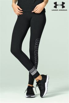 Under Armour Black Favourite Graphic Legging