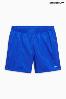 "Speedo® Blue 16"" Watershort"