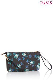 Oasis Green Greenhouse Mini Cross Body Bag