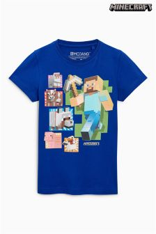 Minecraft Characters T-Shirt (4-14yrs)
