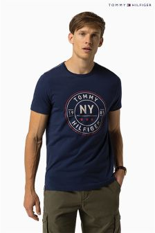 Tommy Hilfiger Dark Blue Stan T-Shirt