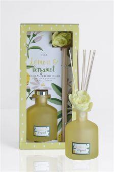 Lemon And Bergamot Diffuser 180ml