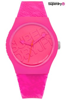 Superdry Campus Pink Watch